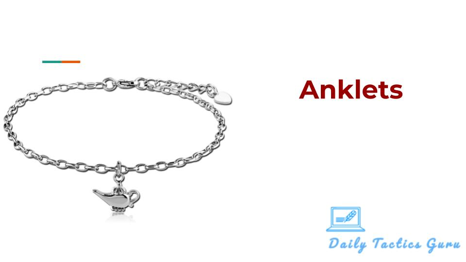 daily tactics guru-Anklets