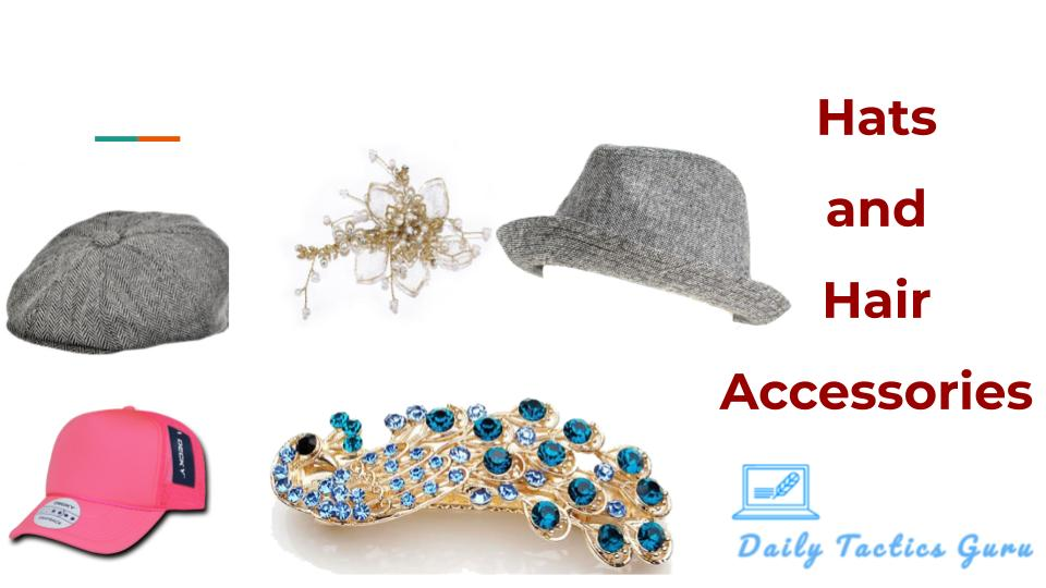 daily tactics guru-Hats and Hair Accessories