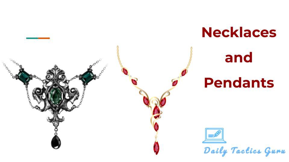daily tactics guru-Necklaces and Pendants