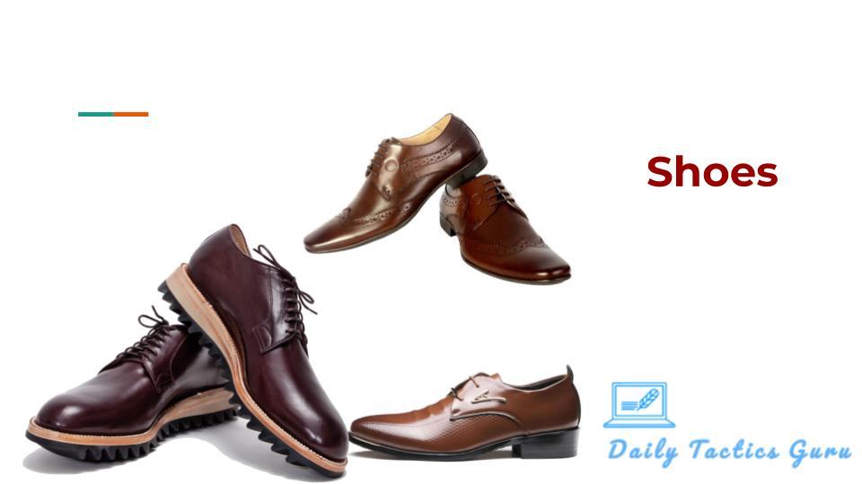 daily tactics guru-Shoes