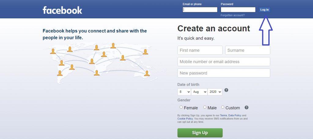 facebook login page-daily tactics guru