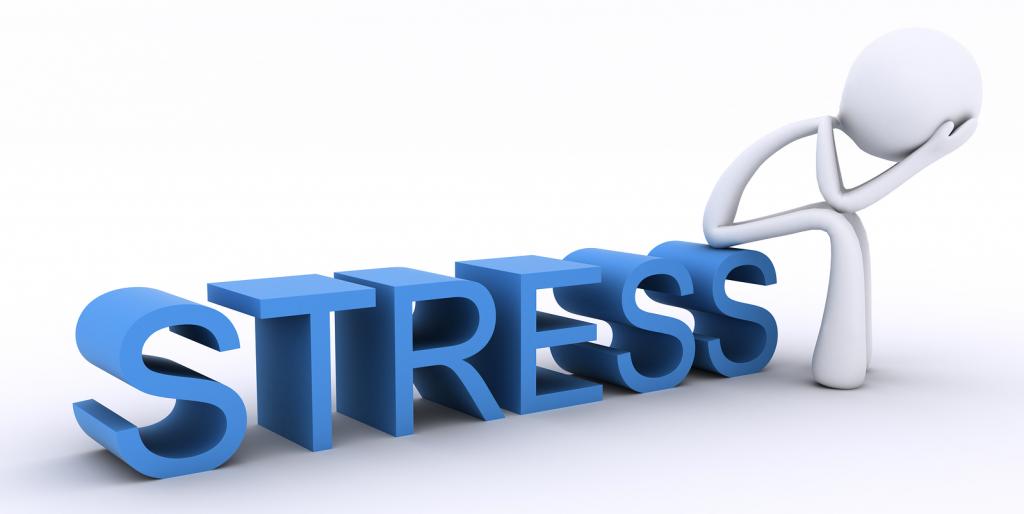 daily tactics guru-Stress
