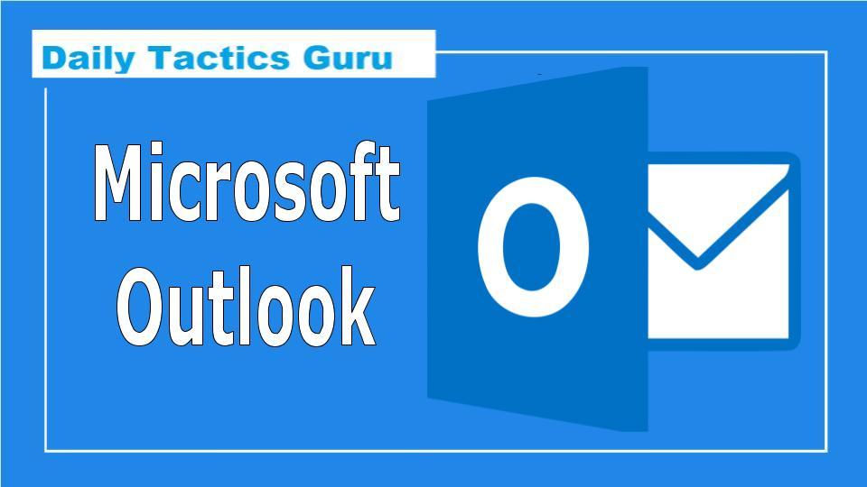 daily tactics guru-Microsoft Outlook