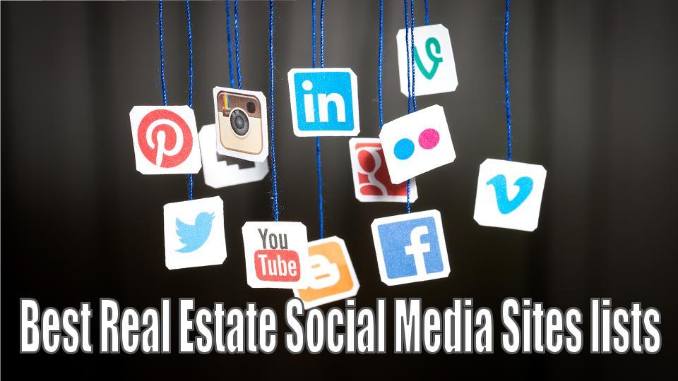 daily tactics guru-Best Real Estate Social Media Sites lists