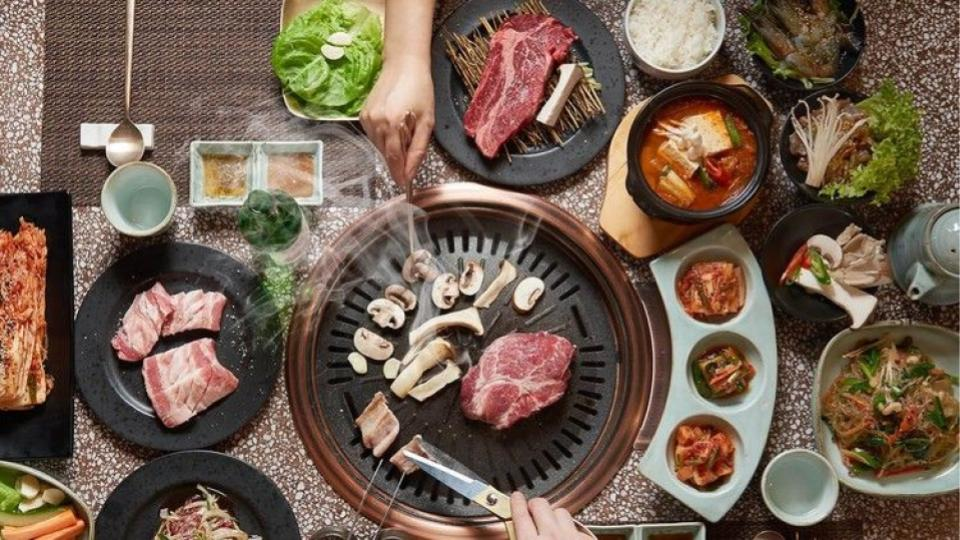 daily tactics guru-Best korean barbecue london