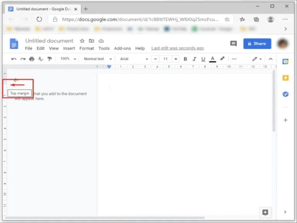 daily tactics guru-how to reduce margins in google docs